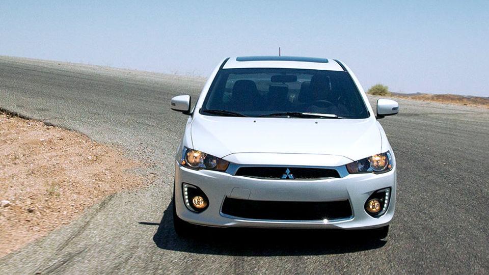 關島租車-Mitsubishi LANCER