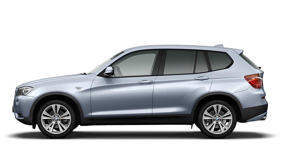 關島租車-BMW X3